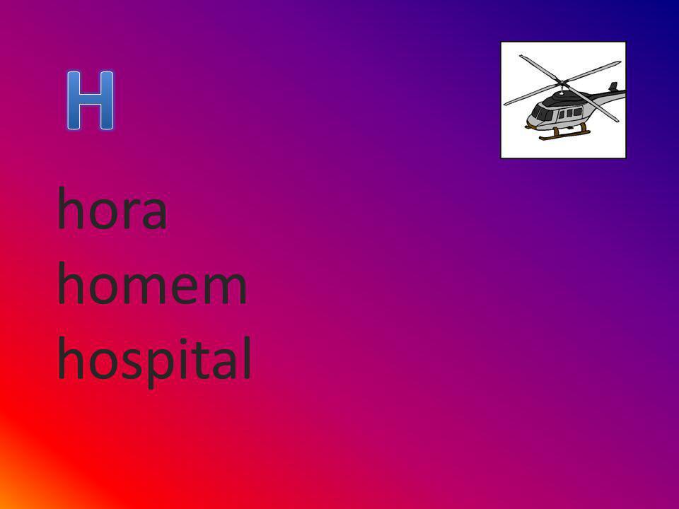 H hora homem hospital