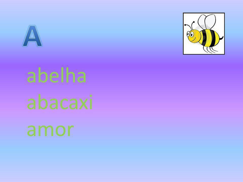 A abelha abacaxi amor