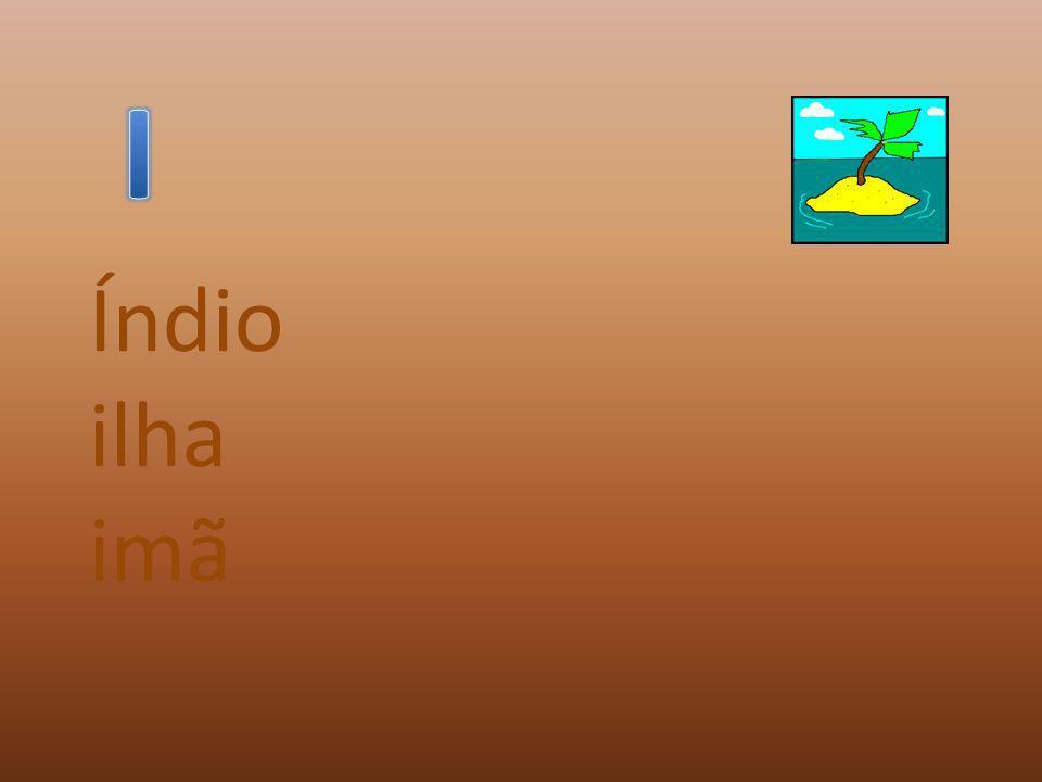 I Índio ilha imã