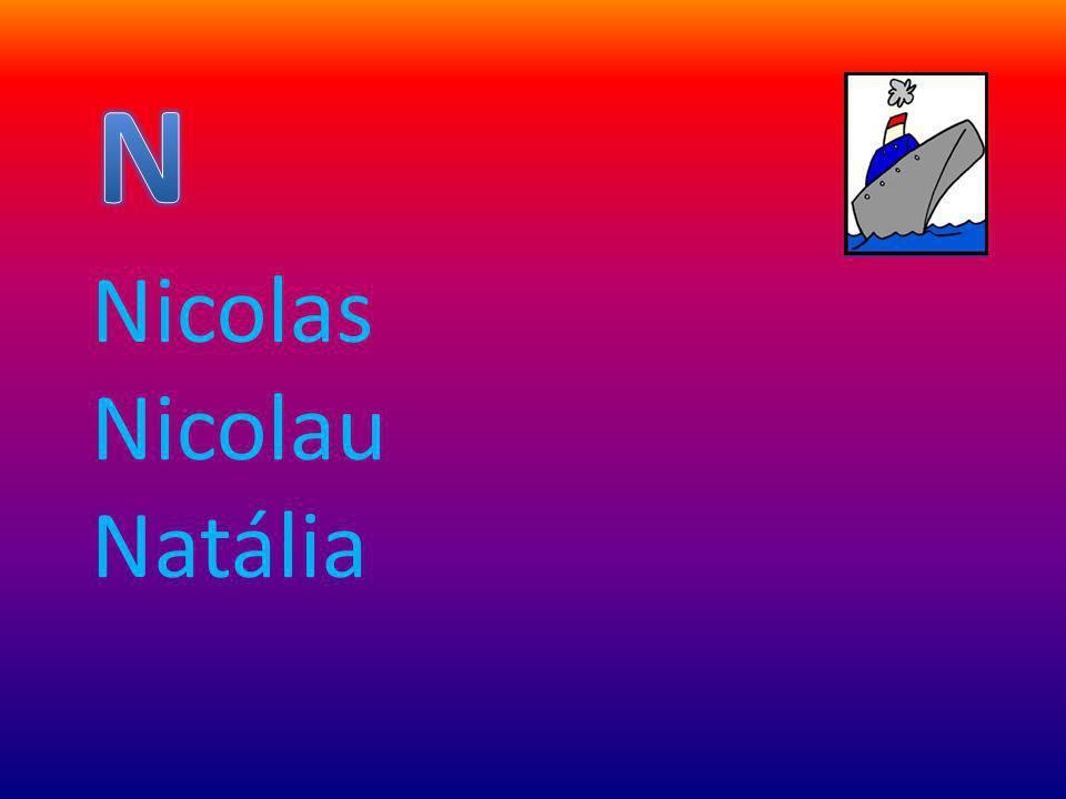 Nicolas Nicolau Natália