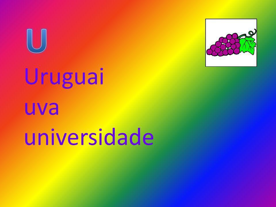 Uruguai uva universidade