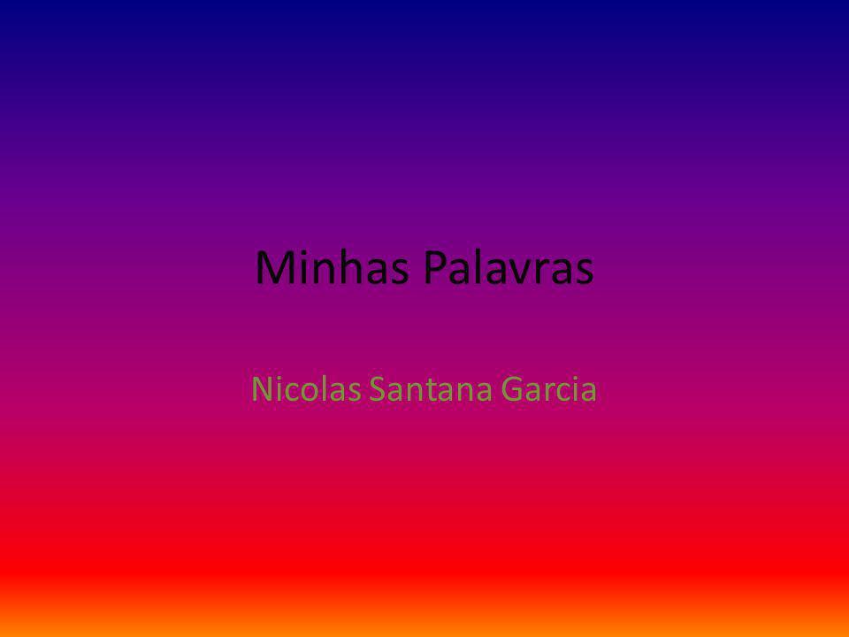 Nicolas Santana Garcia