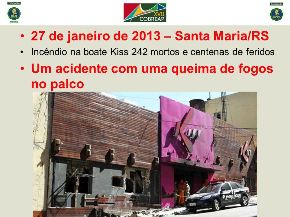 27 de janeiro de 2013 – Santa Maria/RS