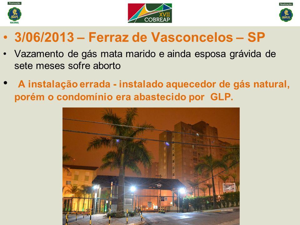 3/06/2013 – Ferraz de Vasconcelos – SP