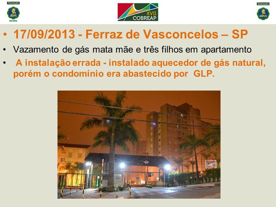 17/09/2013 - Ferraz de Vasconcelos – SP
