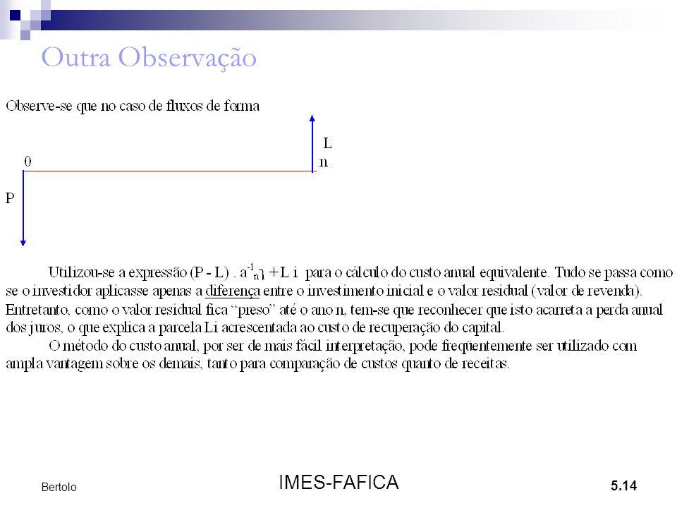 Outra Observação Bertolo IMES-FAFICA
