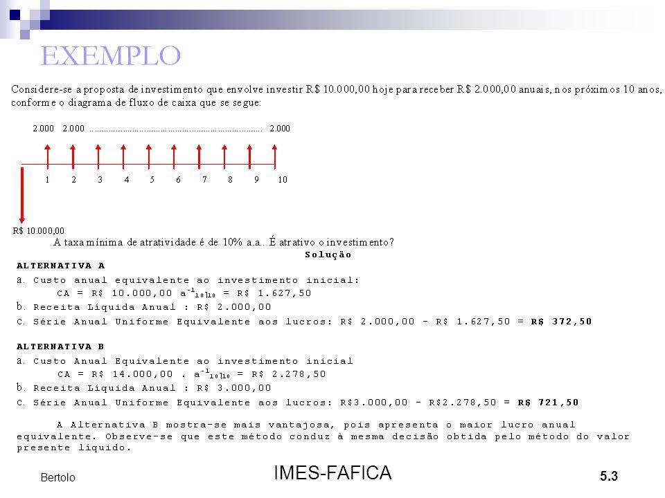 EXEMPLO Bertolo IMES-FAFICA