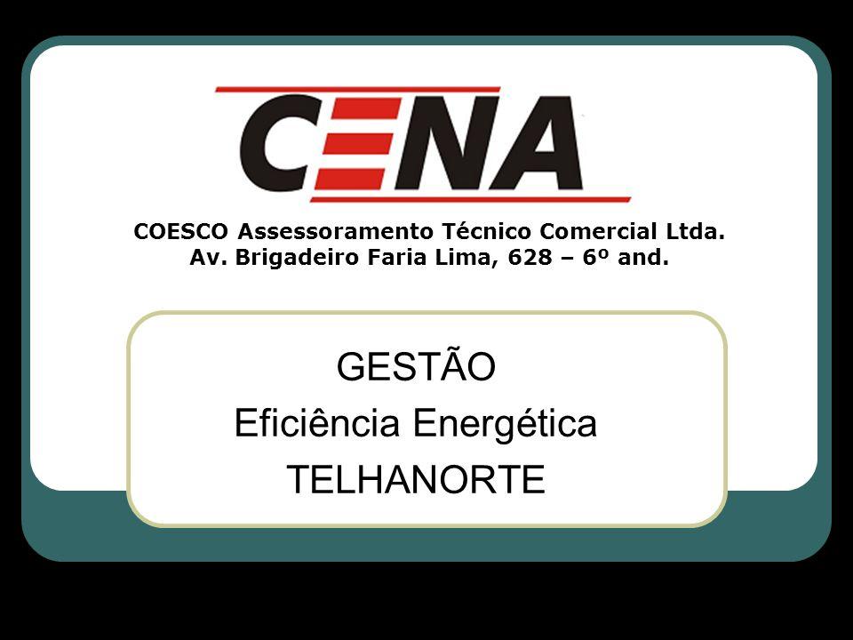 GESTÃO Eficiência Energética TELHANORTE