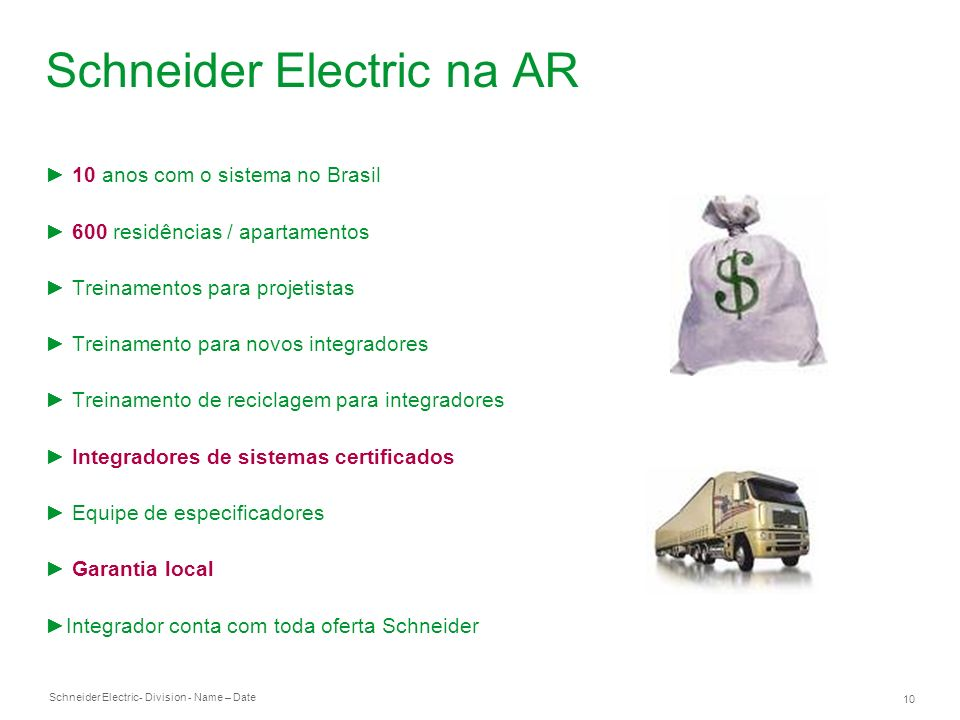 Schneider Electric na AR