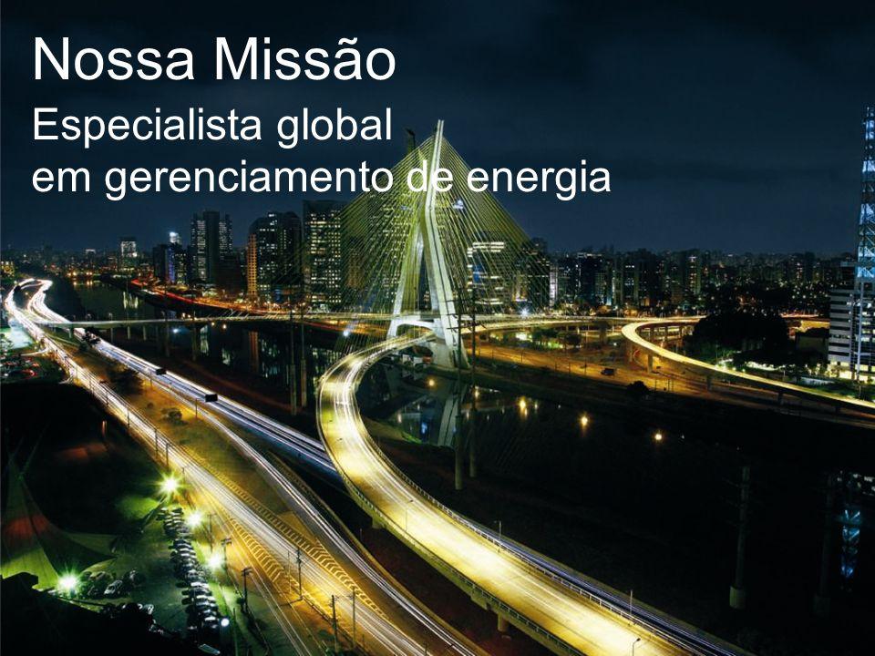 Especialista global em gerenciamento de energia