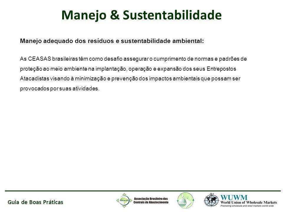 Manejo & Sustentabilidade