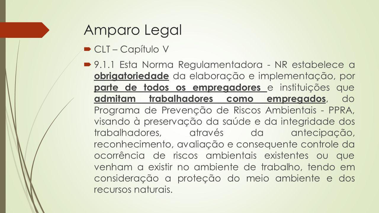 Amparo Legal CLT – Capítulo V
