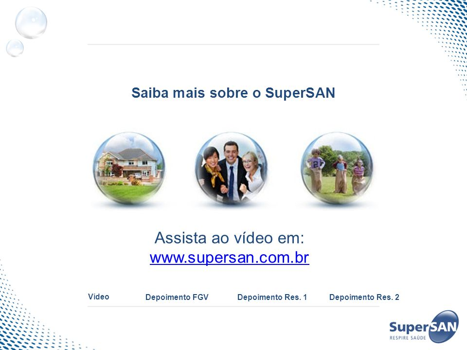 Saiba mais sobre o SuperSAN