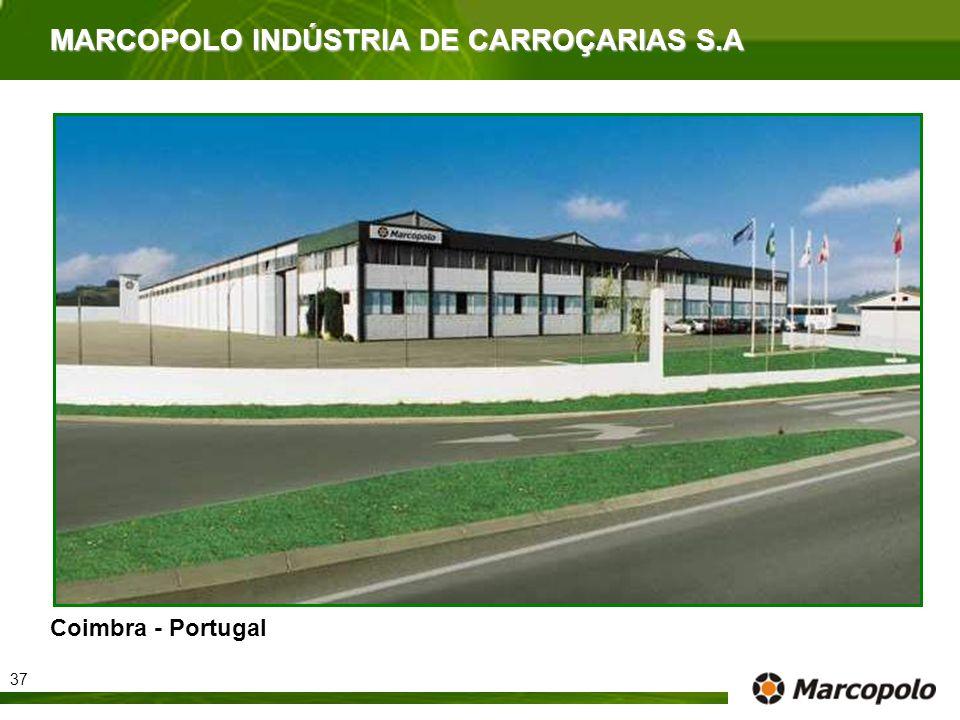MARCOPOLO INDÚSTRIA DE CARROÇARIAS S.A
