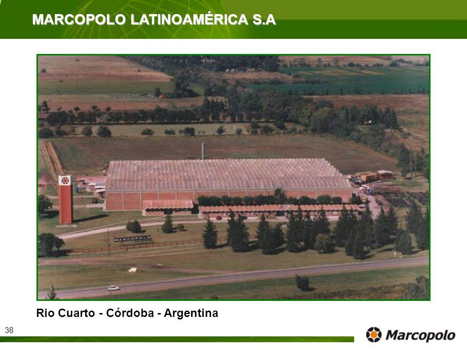 MARCOPOLO LATINOAMÉRICA S.A