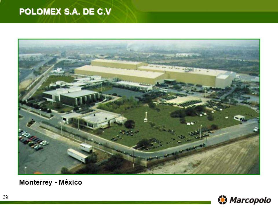 POLOMEX S.A. DE C.V Monterrey - México 39