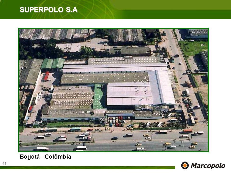 SUPERPOLO S.A Bogotá - Colômbia 41