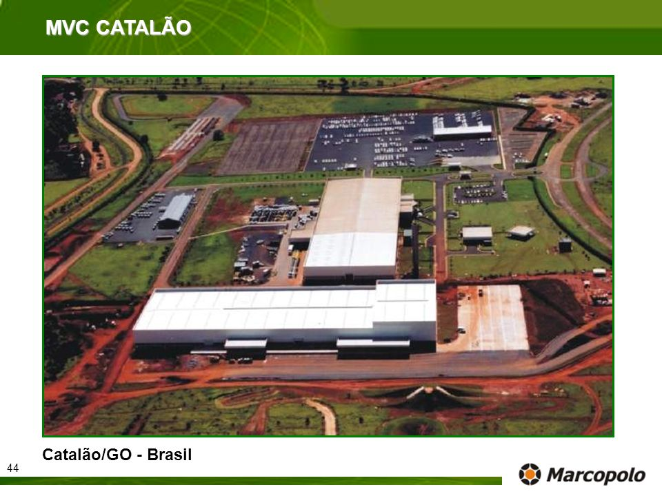 MVC CATALÃO Catalão/GO - Brasil 44