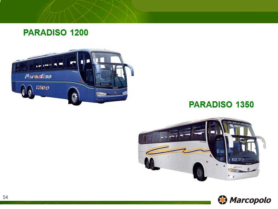 PARADISO 1200 PARADISO 1350 54