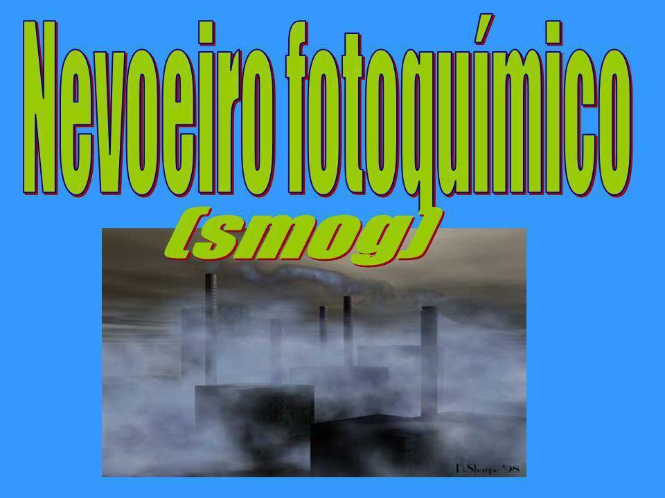 Nevoeiro fotoquímico (smog)