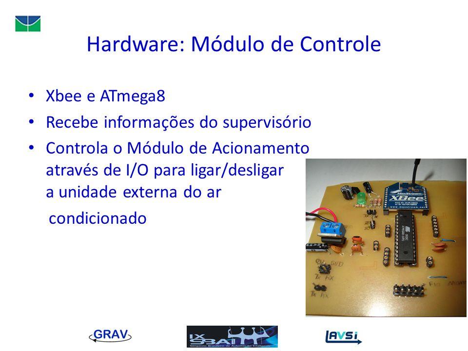 Hardware: Módulo de Controle