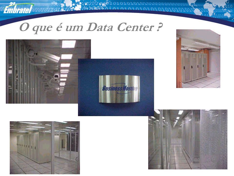 O que é um Data Center