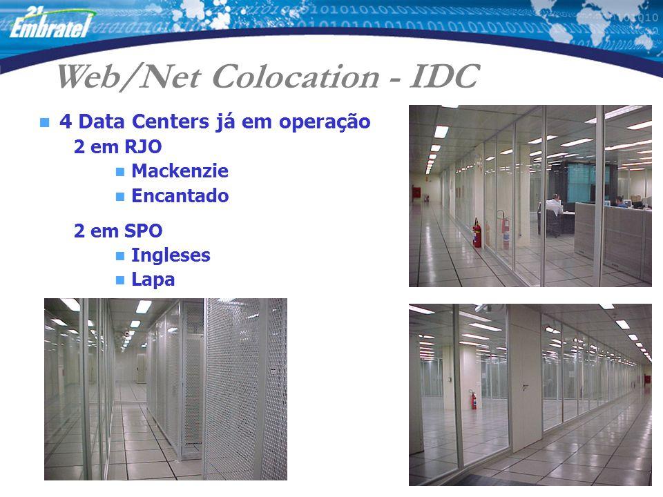 Web/Net Colocation - IDC