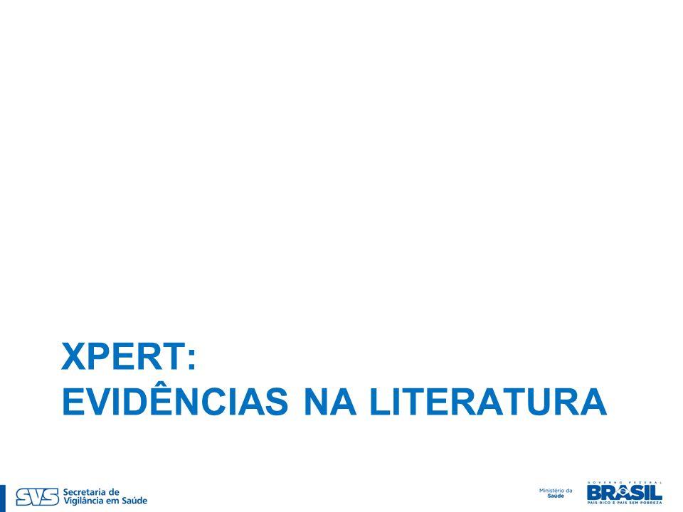 XPERT: EVIDÊNCIAS NA LITERATURA
