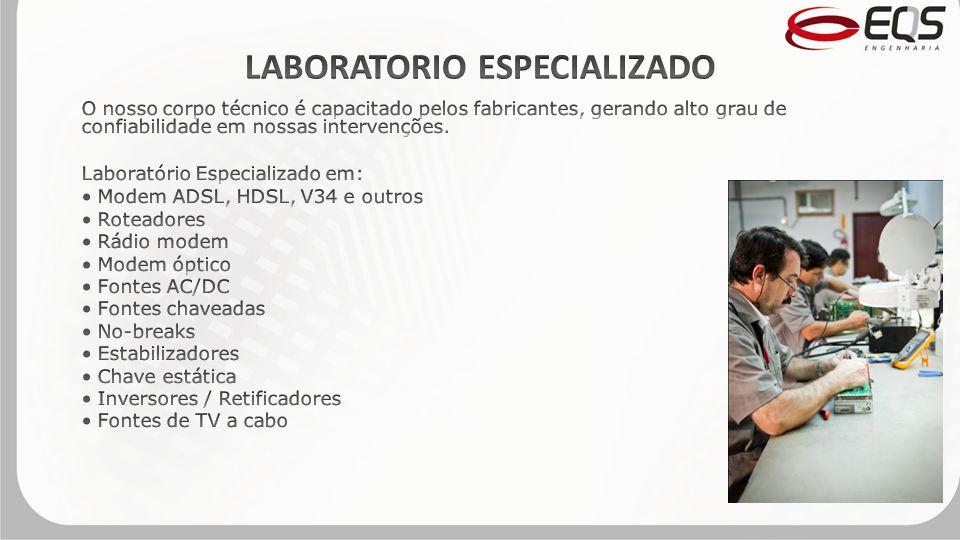LABORATORIO ESPECIALIZADO