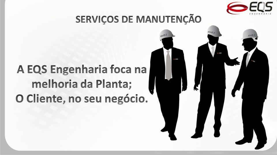 SERVIÇOS DE MANUTENÇÃO
