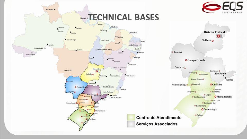 TECHNICAL BASES FLORIANÓPOLIS