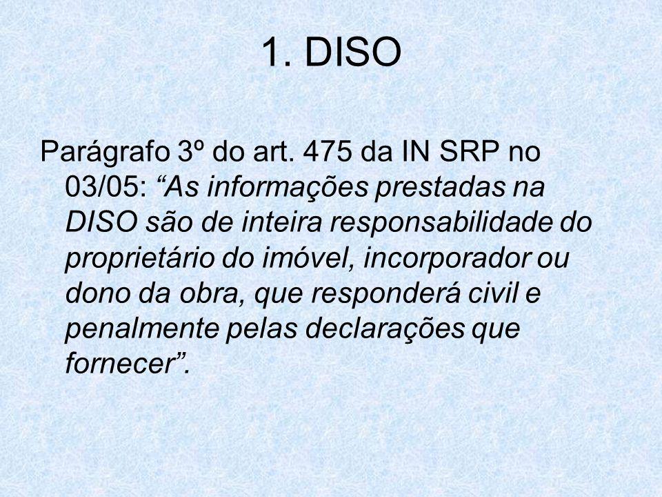 1. DISO