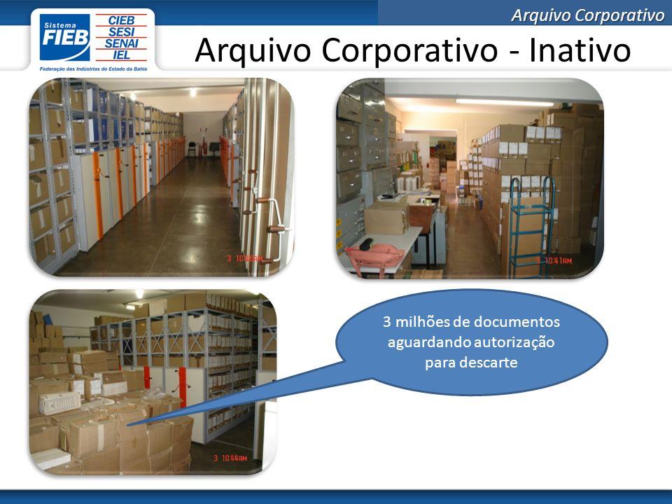 Arquivo Corporativo - Inativo