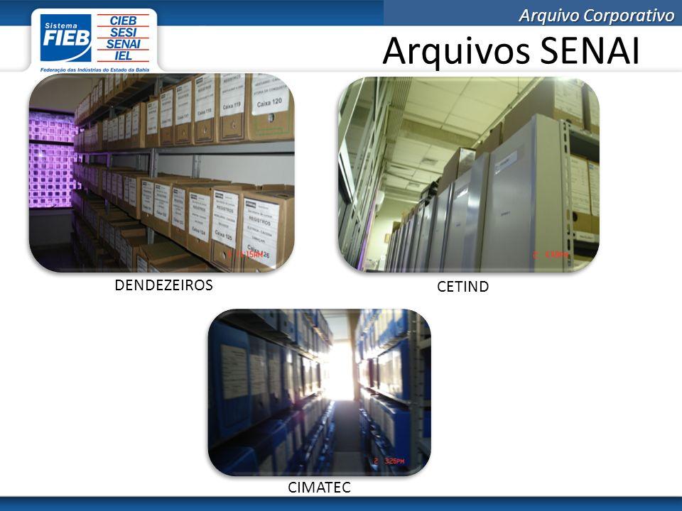 Arquivos SENAI DENDEZEIROS CETIND CIMATEC
