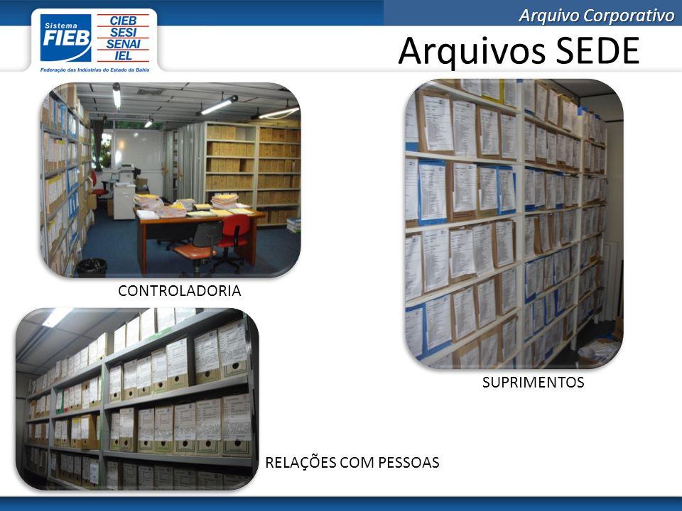 Arquivos SEDE CONTROLADORIA SUPRIMENTOS RELAÇÕES COM PESSOAS