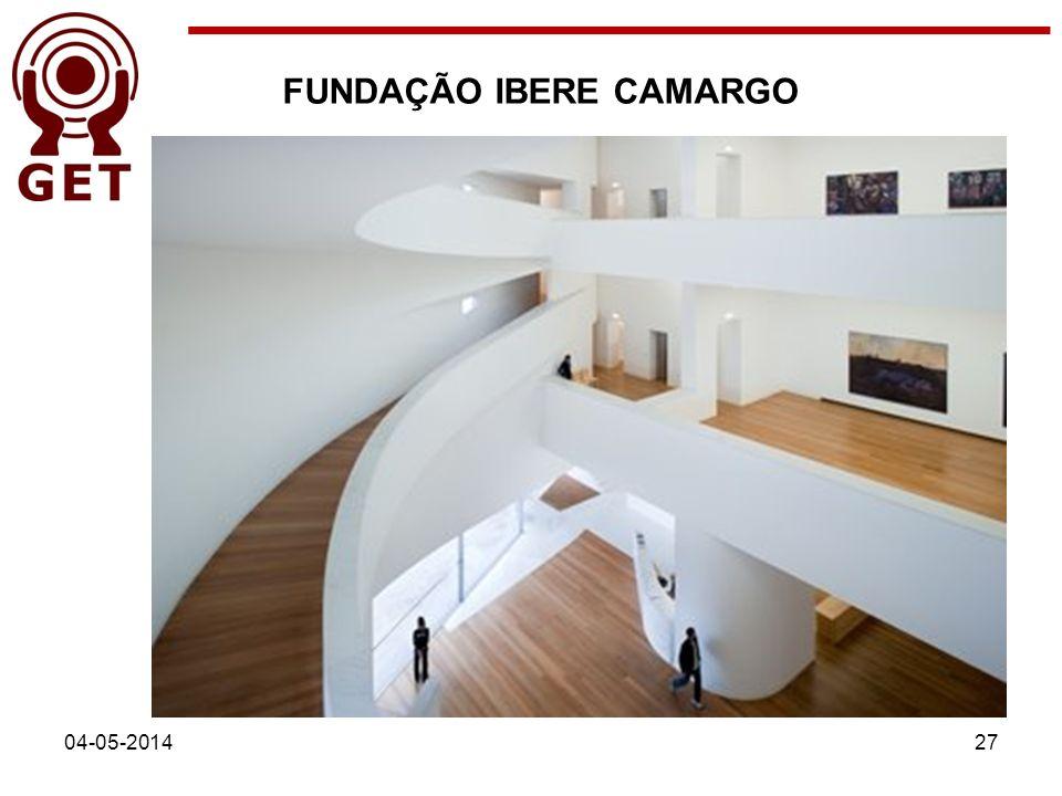FUNDAÇÃO IBERE CAMARGO