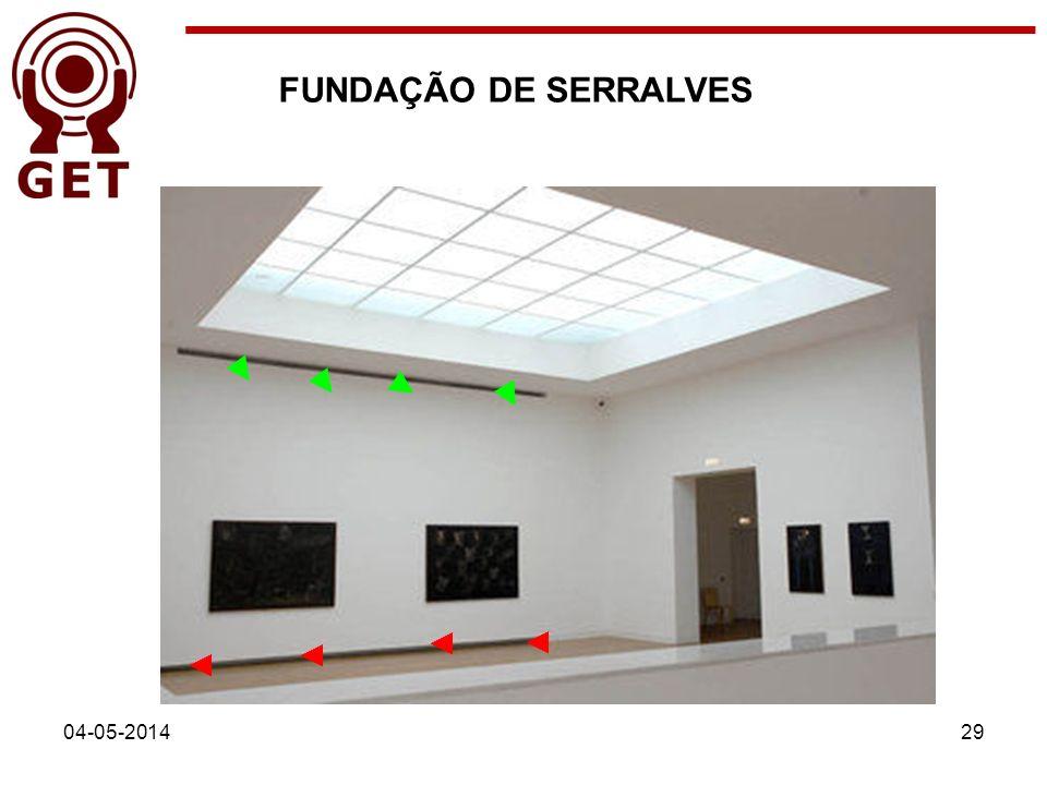 FUNDAÇÃO DE SERRALVES 30-03-2017