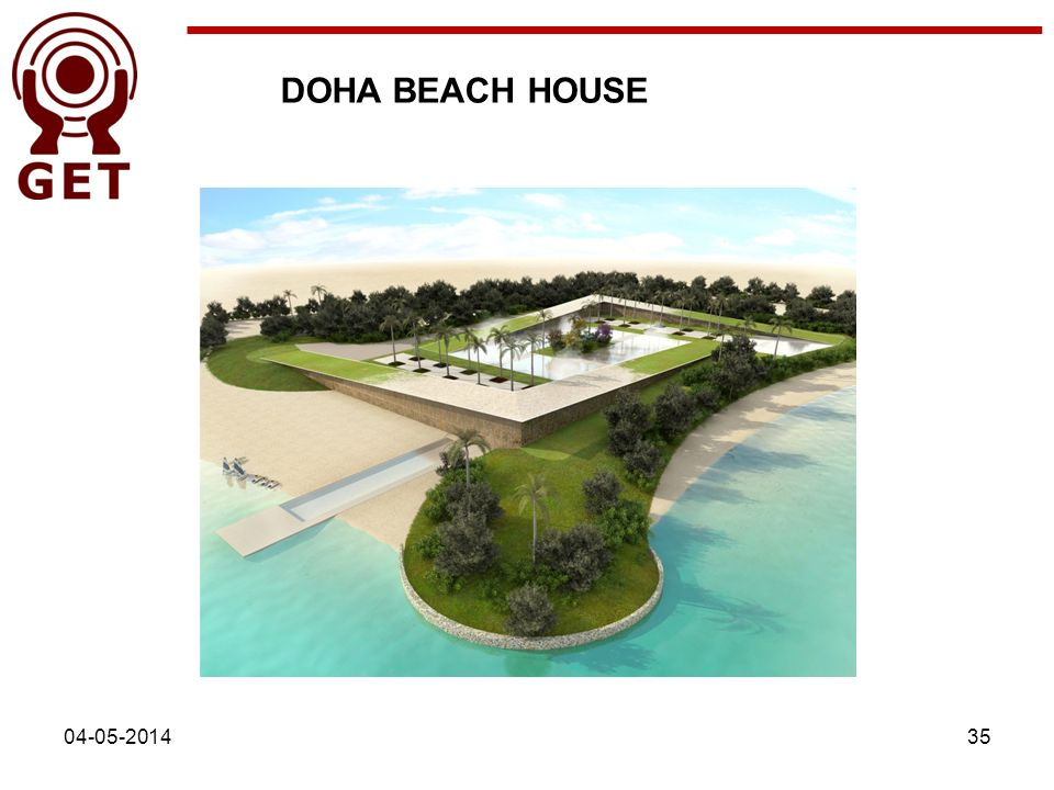 DOHA BEACH HOUSE 30-03-2017