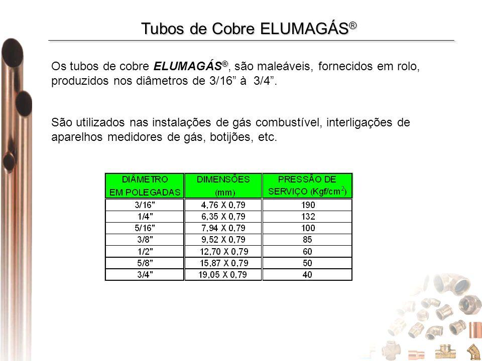 Tubos de Cobre ELUMAGÁS®