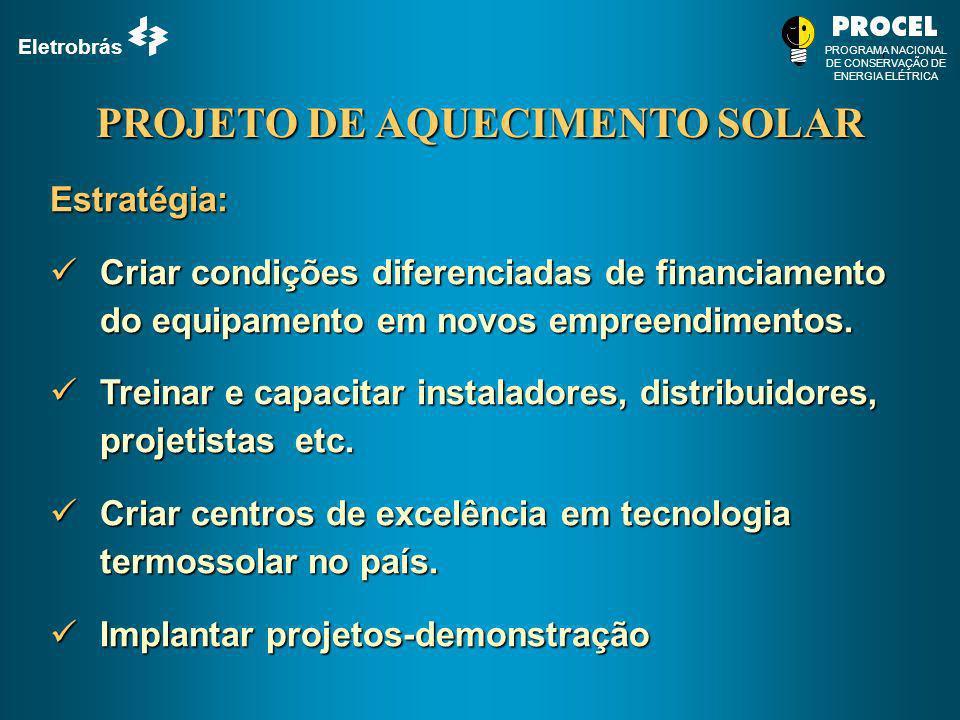 PROJETO DE AQUECIMENTO SOLAR