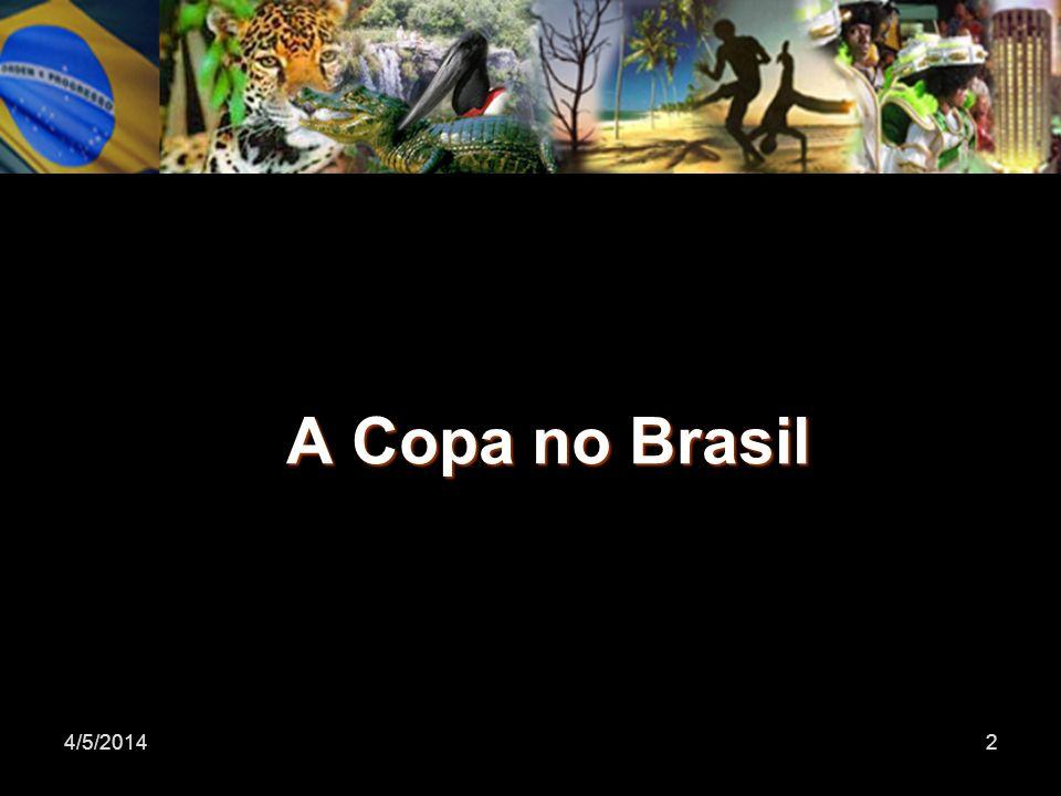 A Copa no Brasil 30/03/2017