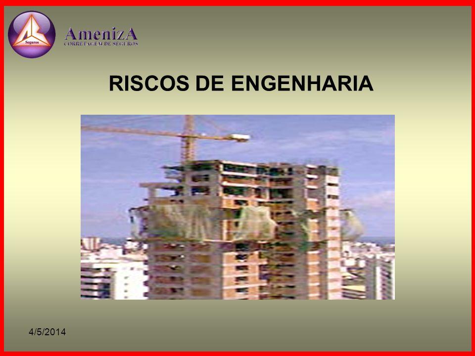 RISCOS DE ENGENHARIA 30/03/2017