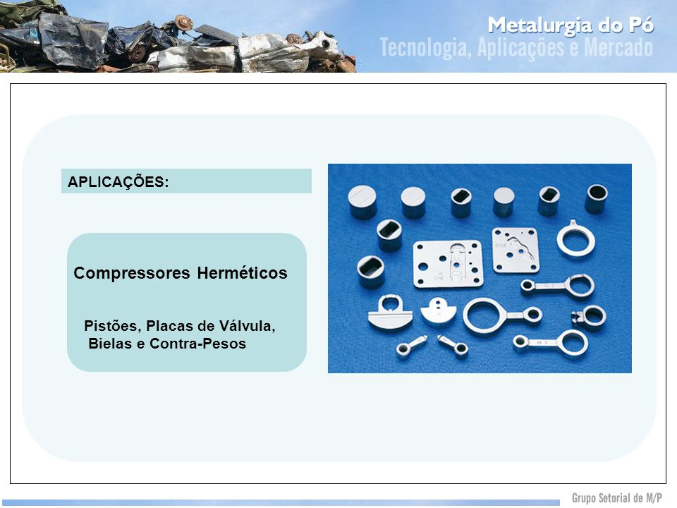 Compressores Herméticos