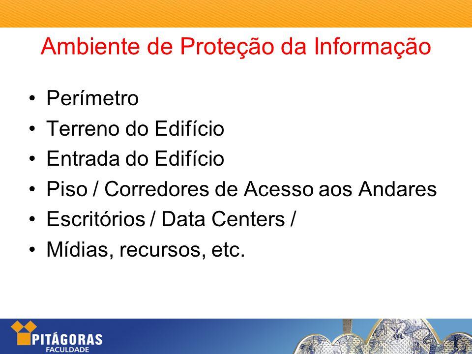 Ambiente de Proteção da Informação