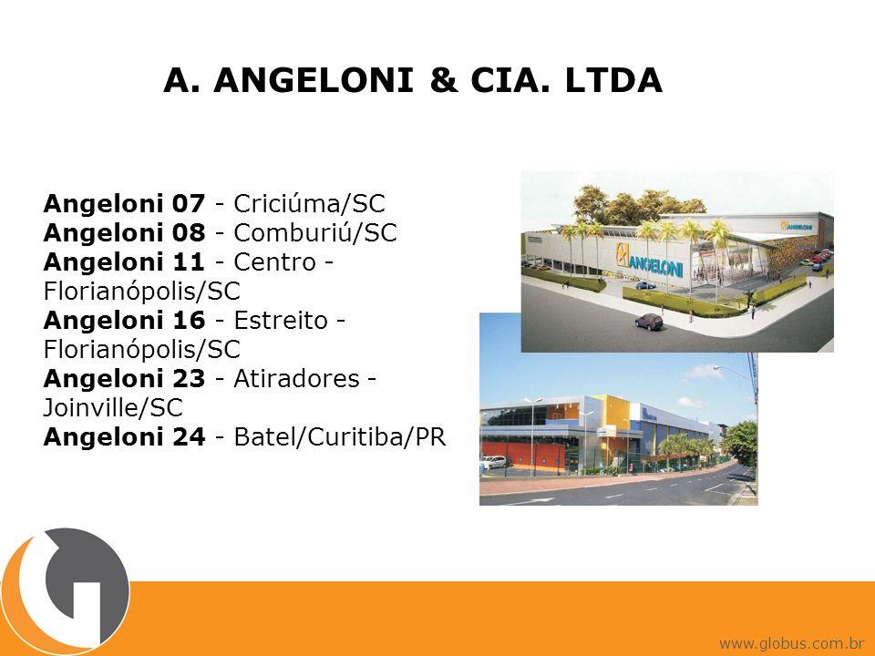 A. ANGELONI & CIA. LTDA Angeloni 07 - Criciúma/SC