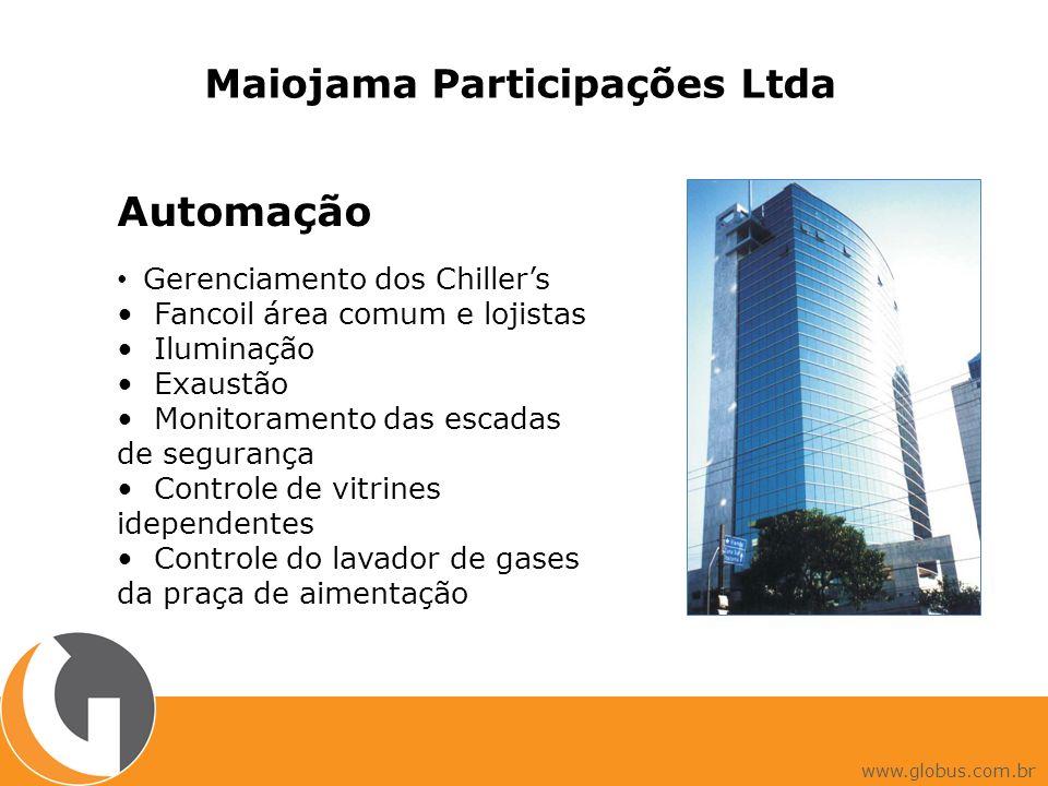 Maiojama Participações Ltda