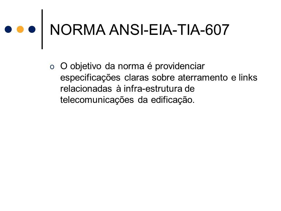 NORMA ANSI-EIA-TIA-607