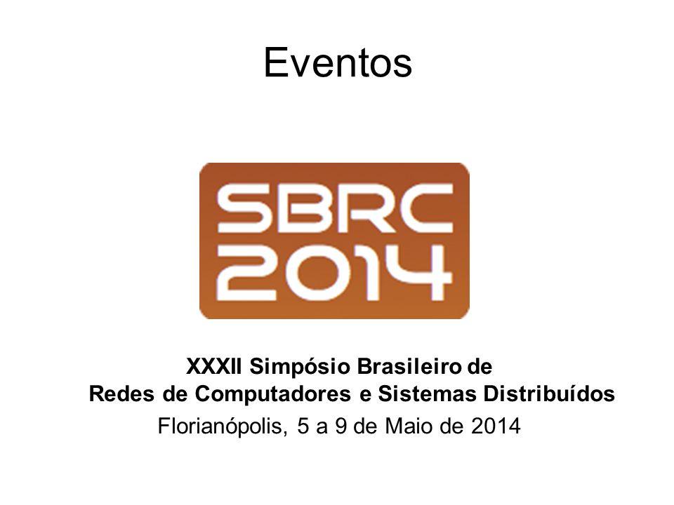 Florianópolis, 5 a 9 de Maio de 2014