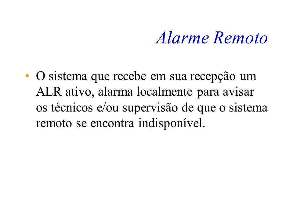 Alarme Remoto