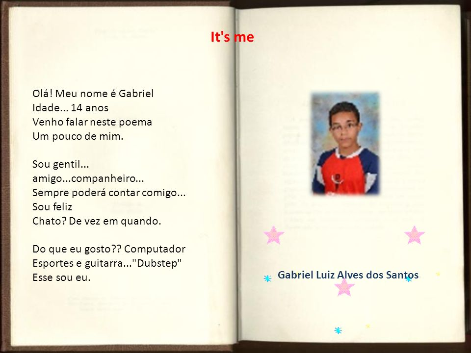 Gabriel Luiz Alves dos Santos